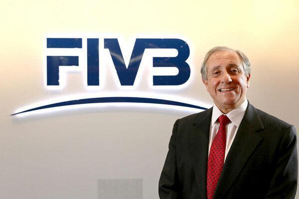 پیام تبریک رئیس فدراسیون جهانی والیبال برای داورزنی