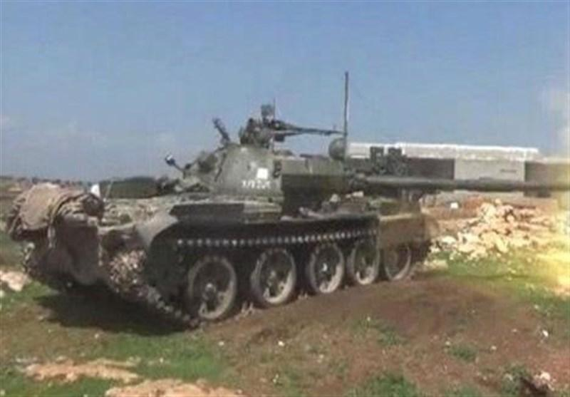 سوریه، تلفات سنگین گروه های تروریستی در حومه ادلب