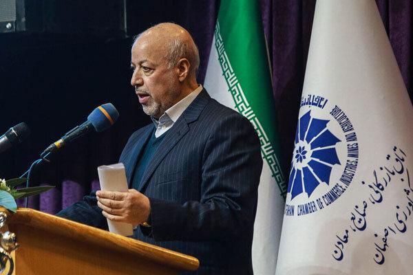 برطرف مشکل خام فروشی مواد در اصفهان نیازمند سیاست گذاری است