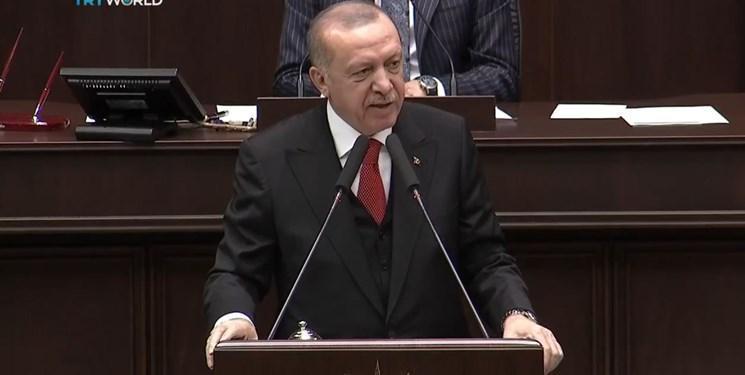 اردوغان، سوریه و متحدانش را تهدید کرد