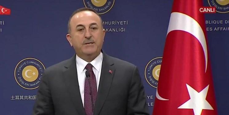 چاووش اوغلو: ترکیه به دنبال تقویت ارتباطات با روسیه درباره سوریه است
