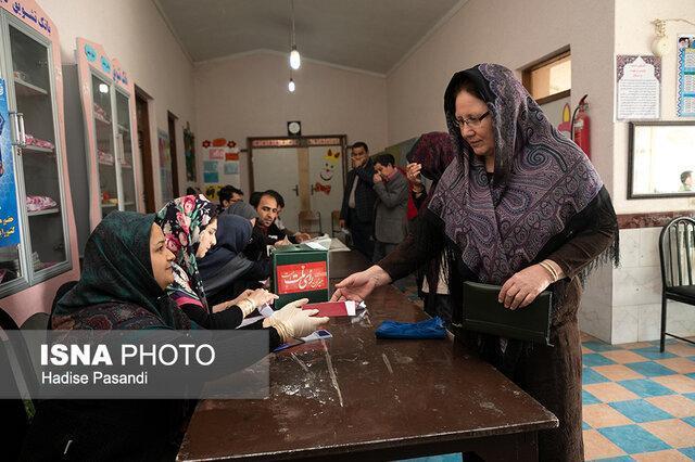 تمدید انتخابات در دو حوزه انتخابیه گلستان تا ساعت 24