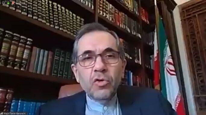 خبرنگاران تخت روانچی: کانال انسان محبت آمیز سوئیس در تامین نیاز ایران ناکافی است
