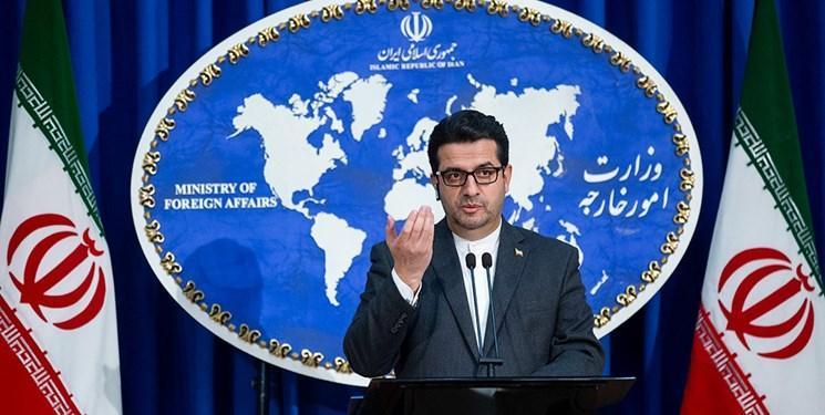 طعنه سخنگوی وزارت خارجه ایران به ترامپ