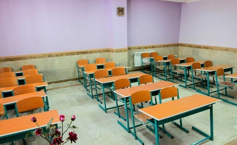 خبرنگاران سرانه فضای آموزشی کرمان 4.9 مترمربع است