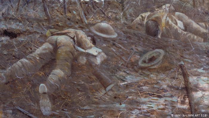 هنر و جنگ جهانی اول - گالری عکس