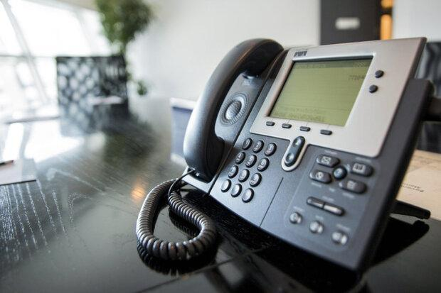 ارتباط تلفنی مشترکان 2 مرکز مخابراتی دچار اختلال می گردد