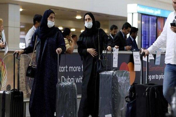 شمار کرونایی ها در امارات به 64 هزار و 541 نفر رسید
