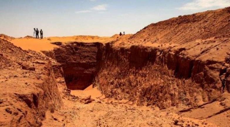 میراث تاریخی سودان در سودای طلا نابود می شود