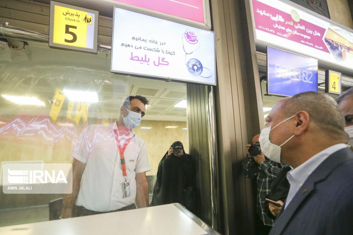 خبرنگاران وزارت گردشگری همچنان منتظر لیست بیماران کرونایی
